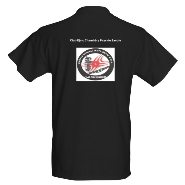 T.Shirt Club Ejmc Chambéry Pays de Savoie Taille M